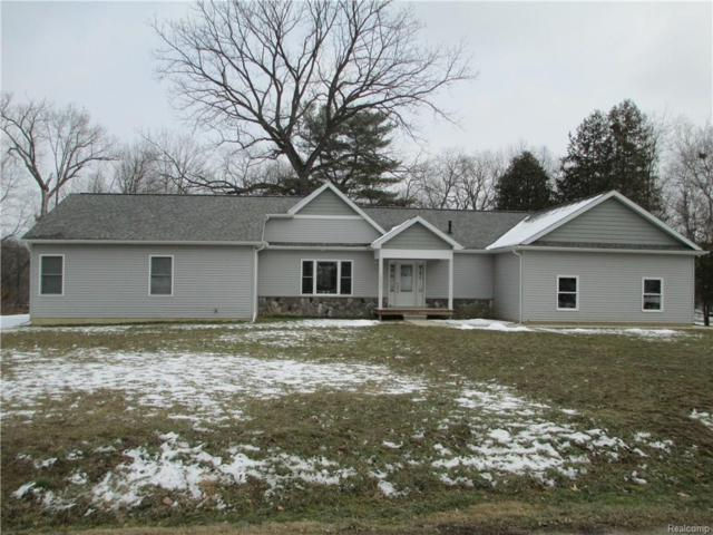 16490 Homer Street, Northville Twp, MI 48170 (#218022115) :: Duneske Real Estate Advisors
