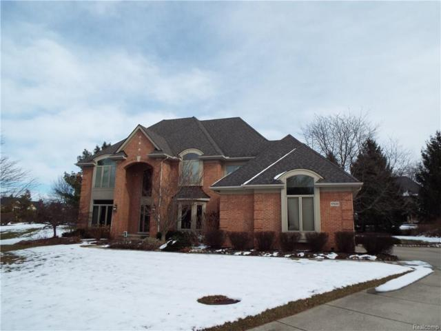 17530 Rolling Woods Circle, Northville Twp, MI 48168 (#218022125) :: Duneske Real Estate Advisors