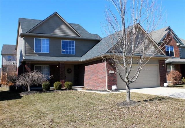 16503 Mulberry Way, Northville Twp, MI 48168 (#218022164) :: Duneske Real Estate Advisors