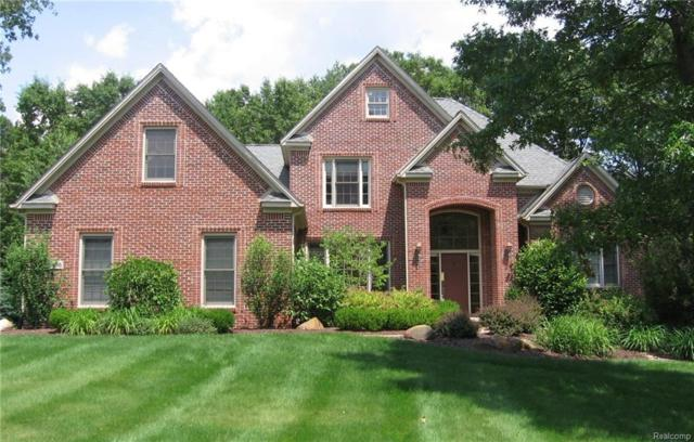 2868 Masters Court, Hamburg Twp, MI 48169 (#218022217) :: The Buckley Jolley Real Estate Team