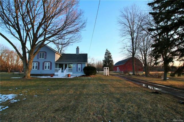 3279 W Coldwater Road, Mt Morris Twp, MI 48458 (#218022251) :: Duneske Real Estate Advisors