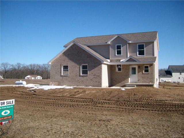 7755 Hidden Circle, Conway Twp, MI 48836 (#218022286) :: The Buckley Jolley Real Estate Team