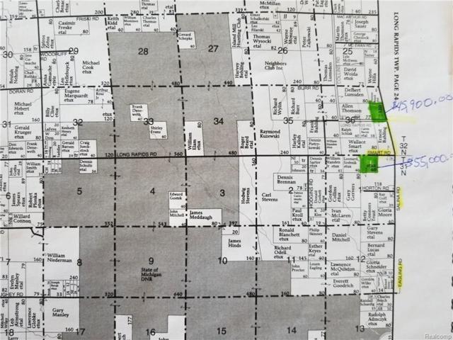 0000 Smart Road, Wellington Twp, MI 49707 (#218022336) :: Duneske Real Estate Advisors