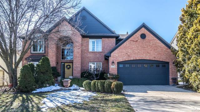 3238 Honeysuckle Drive, Pittsfield Twp, MI 48103 (#543255042) :: The Buckley Jolley Real Estate Team