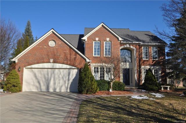 1280 Tulberry Circle, Rochester, MI 48306 (MLS #218022466) :: The Toth Team