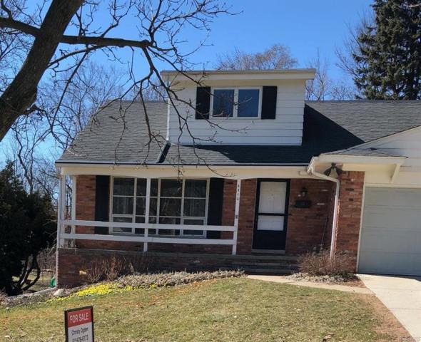 2812 Colony Road, Ann Arbor, MI 48104 (#543255079) :: The Buckley Jolley Real Estate Team