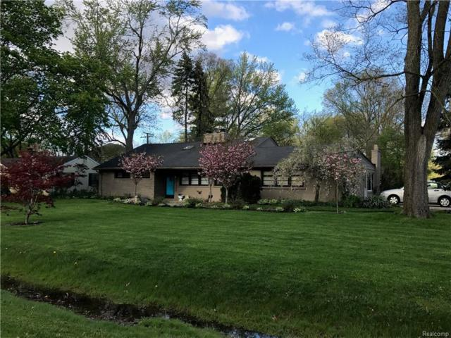 31220 Pierce Street, Beverly Hills Vlg, MI 48025 (MLS #218022558) :: The Toth Team