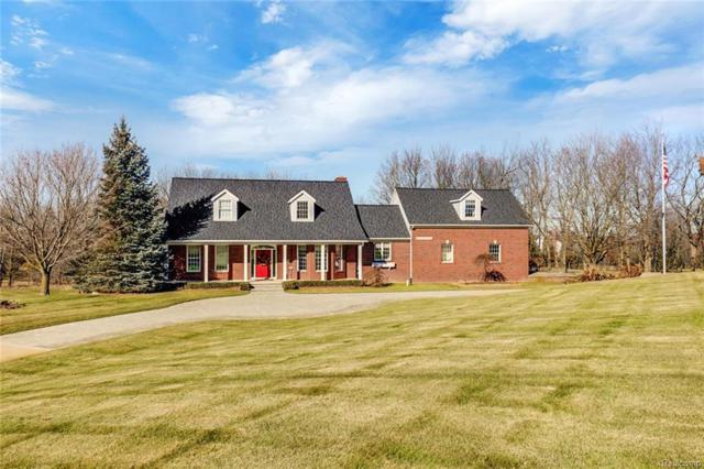1997 Parks Road, Oakland Twp, MI 48363 (#218022597) :: The Buckley Jolley Real Estate Team