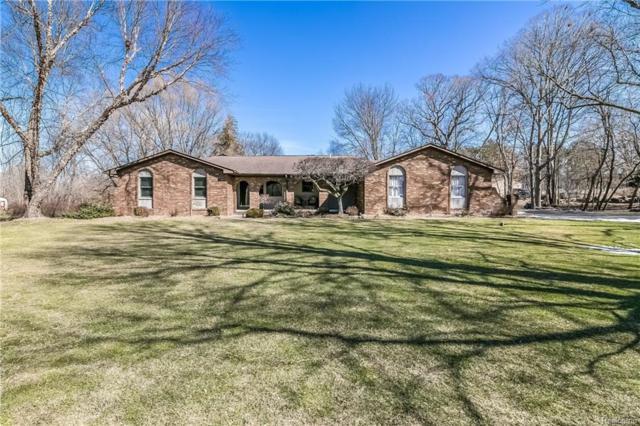 55349 Park Pl, Lyon Twp, MI 48165 (#218022645) :: The Buckley Jolley Real Estate Team