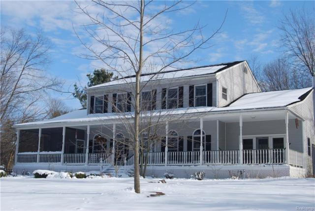 120 Piney Hill Road, Oakland Twp, MI 48363 (#218022752) :: The Buckley Jolley Real Estate Team