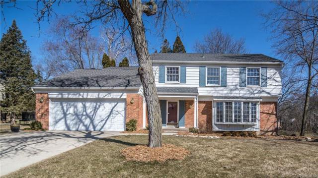 22844 Highbank Drive, Beverly Hills Vlg, MI 48025 (#218022860) :: RE/MAX Vision