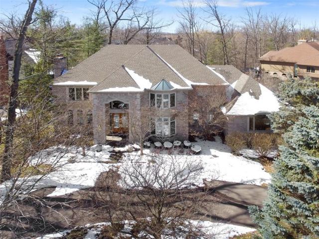 2464 Heronwood Drive, Bloomfield Twp, MI 48302 (#218022921) :: Duneske Real Estate Advisors