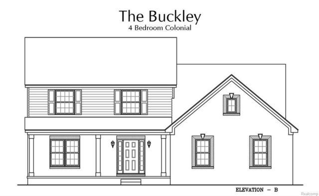 59365 Deer Haven Drive, Lyon Twp, MI 48178 (#218022943) :: The Buckley Jolley Real Estate Team