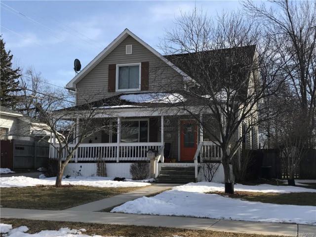 6381 Morris Street, Marlette, MI 48453 (#218022955) :: Duneske Real Estate Advisors