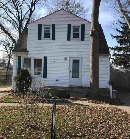 26537 Palmer, Madison Heights, MI 48071 (#58031342703) :: RE/MAX Vision
