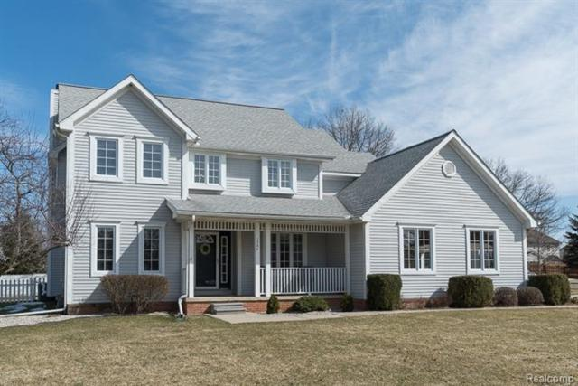 1364 Provincial Drive, Chelsea, MI 48118 (#543255161) :: Duneske Real Estate Advisors