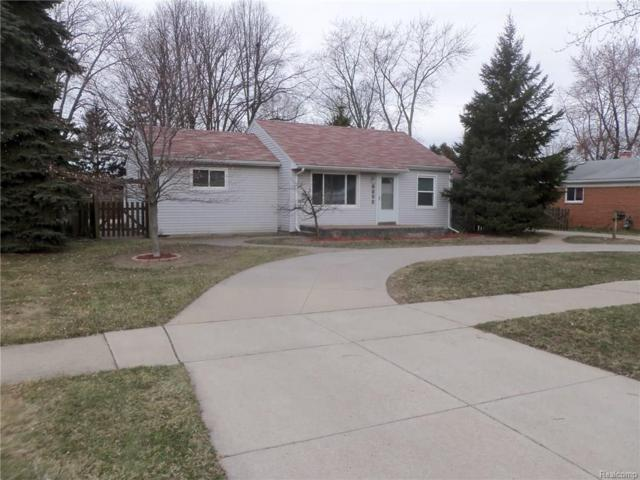 5332 Monroe Street, Dearborn Heights, MI 48125 (#218023000) :: The Buckley Jolley Real Estate Team