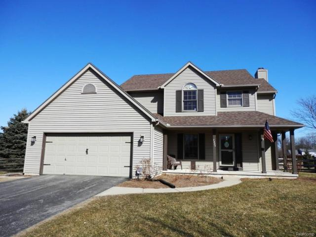 7226 Hunters Run, Bedford Twp, MI 48182 (MLS #218023071) :: The Toth Team