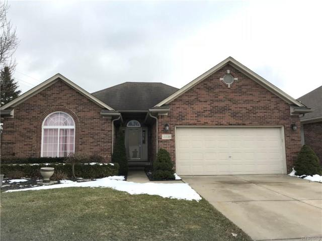 13536 Snowdrift Court, Sterling Heights, MI 48313 (#218023216) :: RE/MAX Classic