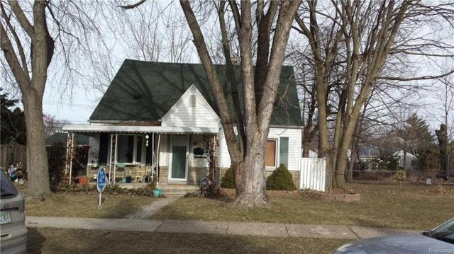 14553 Mulberry Street, Southgate, MI 48195 (MLS #218023267) :: The Toth Team