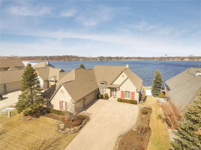 3798 Newport Way Drive, Waterford Twp, MI 48329 (#218023288) :: Duneske Real Estate Advisors