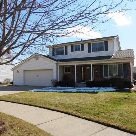 44687 Westminister Way, Canton Twp, MI 48187 (#218023318) :: Duneske Real Estate Advisors