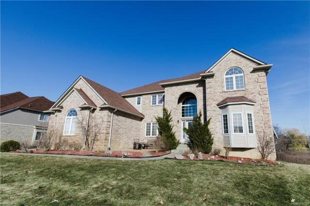 781 Pembroke Court, White Lake Twp, MI 48386 (#218023328) :: RE/MAX Classic