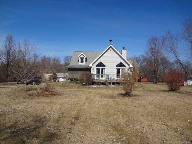 48890 Judd Road, Sumpter Twp, MI 48111 (MLS #218023522) :: The Toth Team