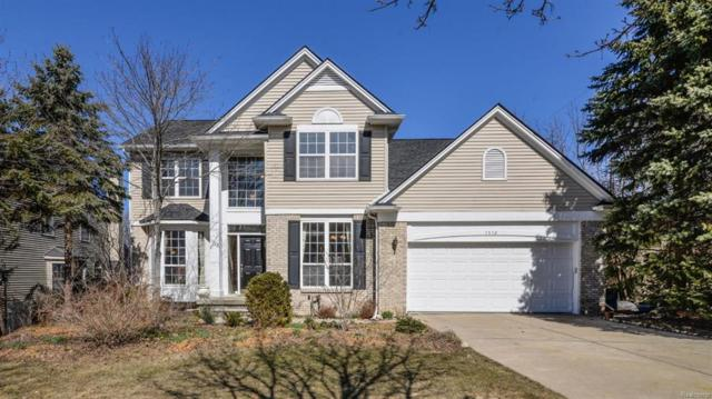 1512 Riverwood Drive, Ann Arbor, MI 48103 (#543255183) :: RE/MAX Classic
