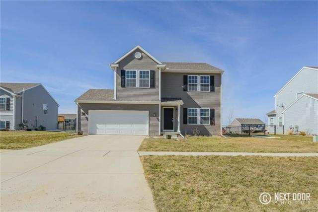 3703 Amber Oaks Drive, Howell Twp, MI 48855 (#218023547) :: The Buckley Jolley Real Estate Team