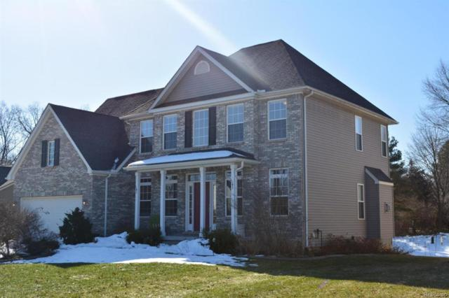 292 Summer Shade Drive, Marion Twp, MI 48843 (MLS #630000224378) :: The Toth Team