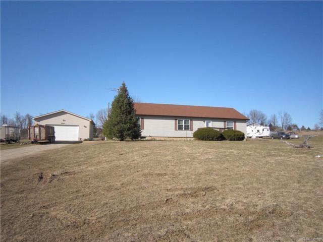 7841 Bergin Road, Oceola Twp, MI 48843 (#218023630) :: The Buckley Jolley Real Estate Team