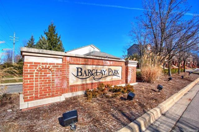 2826 Barclay Way, Ann Arbor, MI 48105 (#218023662) :: RE/MAX Classic