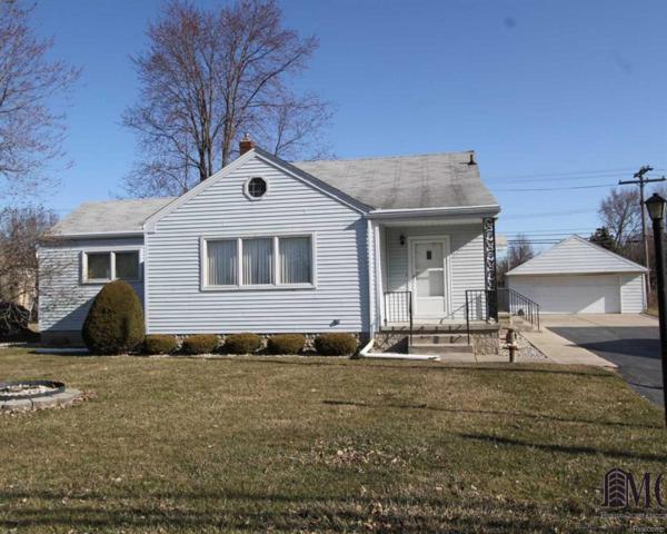 1888 S Custer, Monroe, MI 48161 (MLS #57003451953) :: The Toth Team