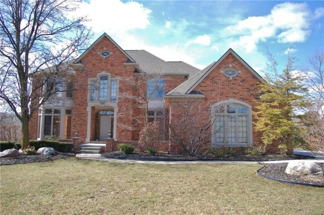 5785 Springbrook Drive, Troy, MI 48098 (MLS #218023690) :: The Toth Team