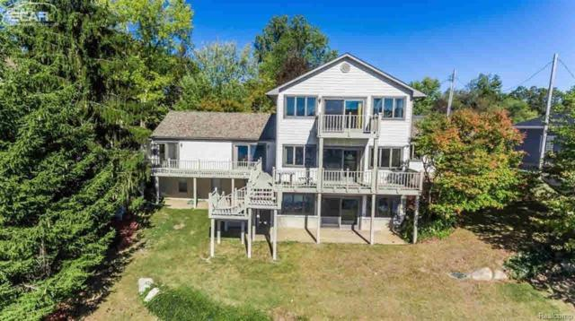 16115 Knobhill Drive, Argentine Twp, MI 48451 (#5030072666) :: The Buckley Jolley Real Estate Team