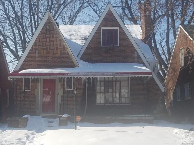 18031 Steel Street, Detroit, MI 48235 (MLS #218023792) :: The Toth Team
