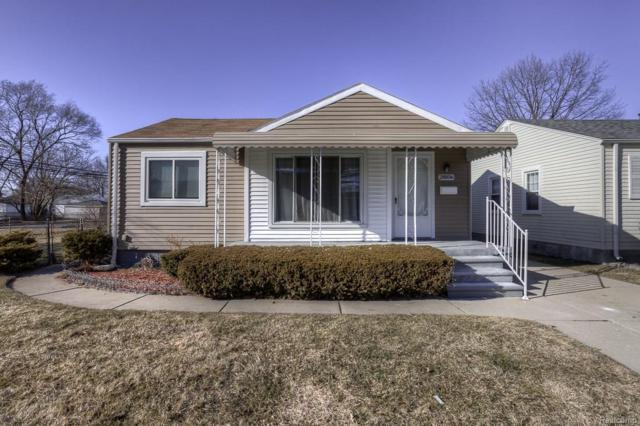28856 Block Street, Garden City, MI 48135 (MLS #218023805) :: The Toth Team
