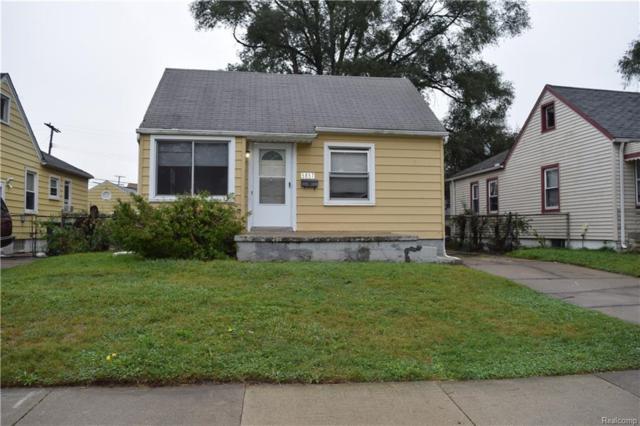 5857 Buck Street, Taylor, MI 48180 (#218023901) :: The Buckley Jolley Real Estate Team