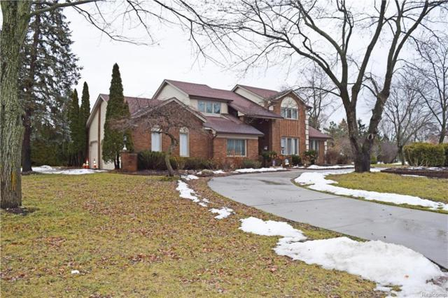 31210 Sudbury Street, Farmington Hills, MI 48331 (#218023999) :: Duneske Real Estate Advisors