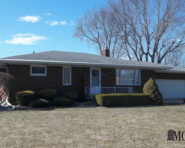 568 Augusta Dr, Monroe, MI 48161 (#57003451961) :: Duneske Real Estate Advisors
