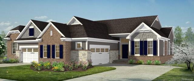 17129 Garden Ridge Lane #0031, Northville Twp, MI 48168 (MLS #218024198) :: The Toth Team