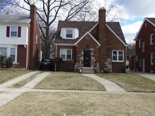 16866 Glastonbury Road, Detroit, MI 48219 (#218024234) :: Duneske Real Estate Advisors