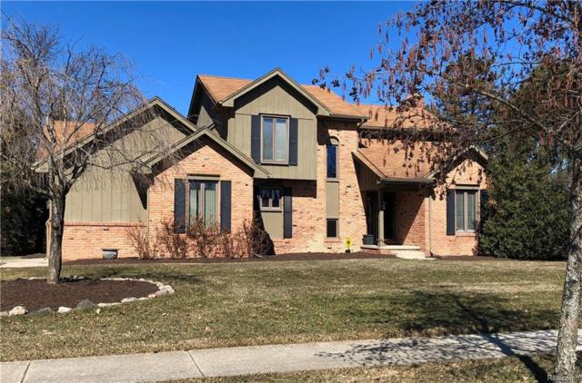 6984 Forest Park Court, Troy, MI 48098 (#218024408) :: Duneske Real Estate Advisors
