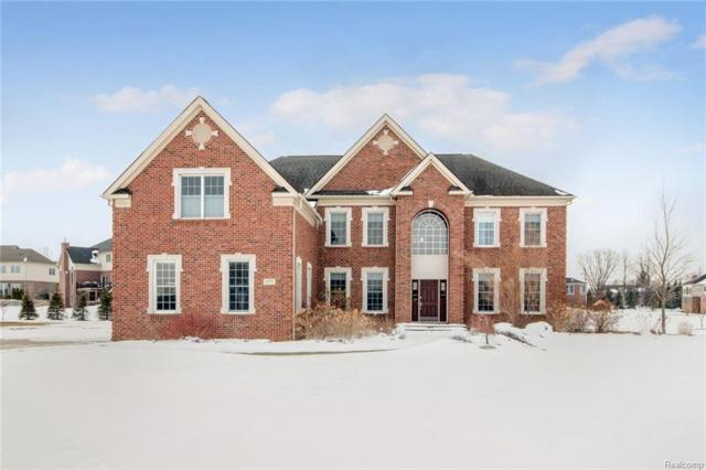 3777 S Century Oak Circle, Oakland Twp, MI 48363 (#218024455) :: Duneske Real Estate Advisors