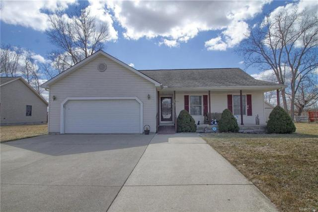 26171 Matilda Avenue, Flat Rock, MI 48134 (#218024487) :: Duneske Real Estate Advisors