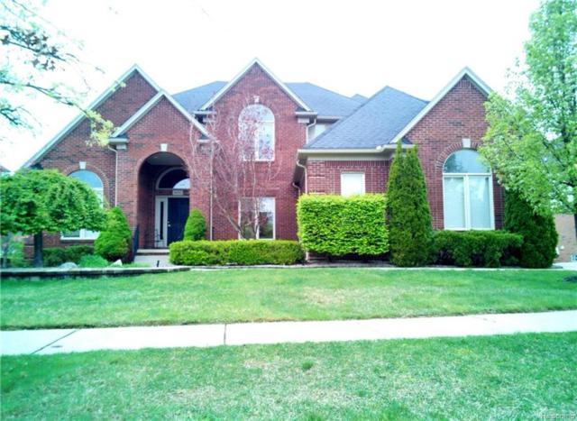 56705 Edgewood Drive, Shelby Twp, MI 48316 (#218024511) :: Simon Thomas Homes