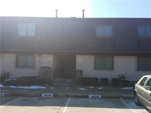 25260 Quarter Deck Street, Harrison Twp, MI 48045 (MLS #218024643) :: The Toth Team