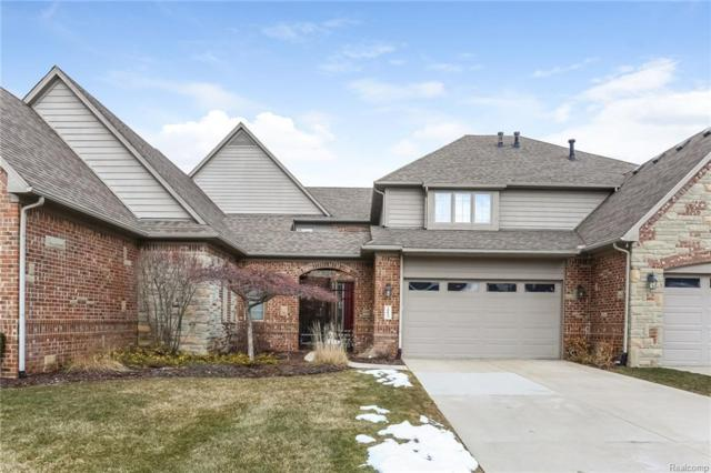10837 Sparkling Waters Court, Green Oak Twp, MI 48178 (#218024732) :: The Mulvihill Group
