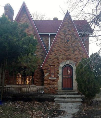 17419 Roselawn, Detroit, MI 48221 (#50100001054) :: Duneske Real Estate Advisors